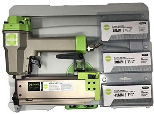 Cadex V2/21.55A 21 Gauge Pinner/Brad Pin Nailer 1/2