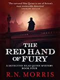 The Red Hand of Fury (Detective Silas Quinn Mysteries Book 4)