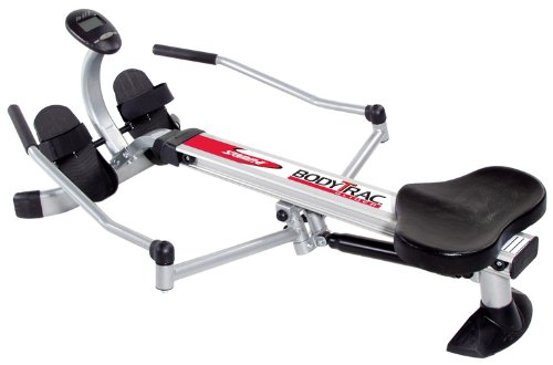4. Stamina Body Trac Glider 1050 Rowing Machine