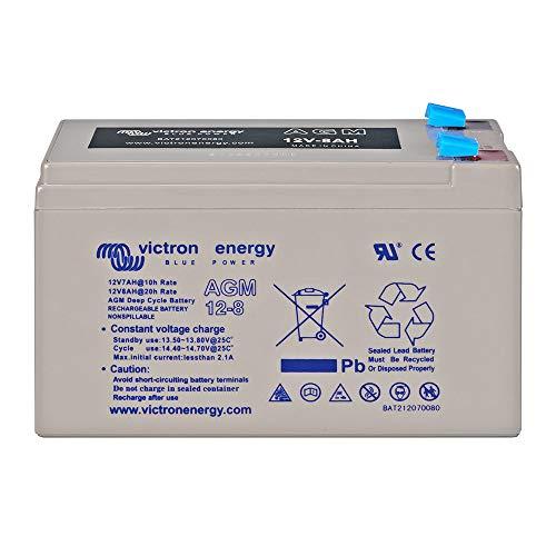 Victron Energie AGM Batterie a Cycle Profond12V 8Ah - BAT212070084