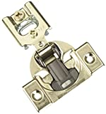 Blum 38N355BE08x20S Compact Soft-Close 1/2' Overlay Blumotion Hinge, Nickel Finish (Pack of 20)