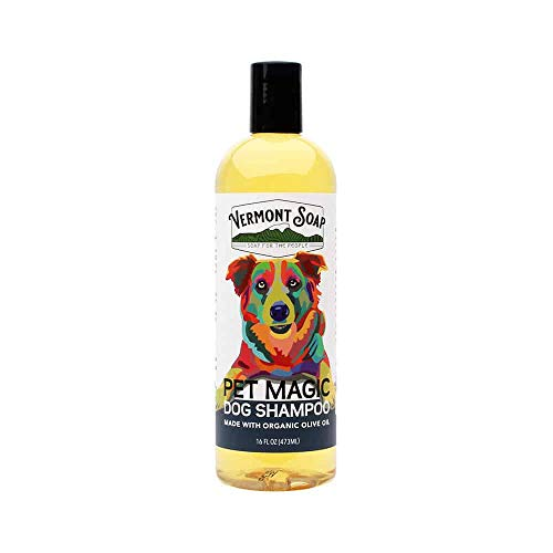 Vermont Soap Organics -Certified Organic - Pet...