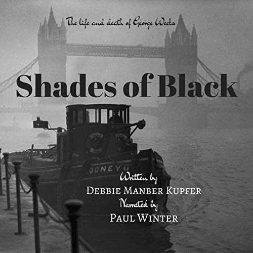Shades of Black audiobook cover art