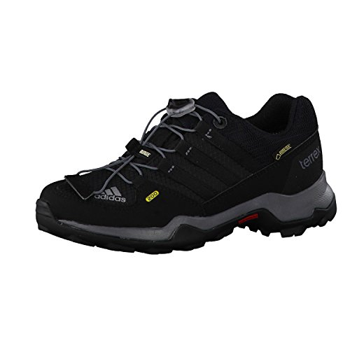 adidas Terrex GTX K, Zapatillas de Senderismo Unisex Adulto, MENACI/NEGBÁS/NARCHI, 39 1/3 EU