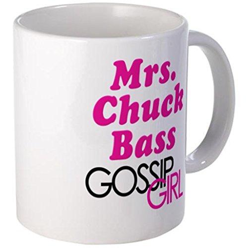 ilieniy Funny mug-Mrs Chuck Bass Gossip Girl pequeña Taza