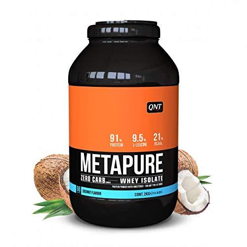 Qnt Zero Carb Metapure Protein–Coco 2kg