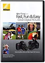 Nikon School Presents: Fast, Fun & Easy Great Digital Pictures Instructional DVD - for Nikon D40 & D40x Digital SLR Cameras