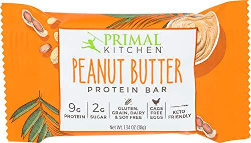 PRIMAL KITCHEN Peanut Butter Protein Bar, 1.34 OZ