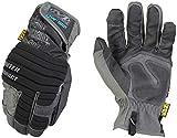 Mechanix Wear - Guantes de impacto de invierno (Pequeño, Negro/Gris)