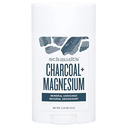 Schmidt's Déodorant d'Origine Naturelle Stick Charbon...