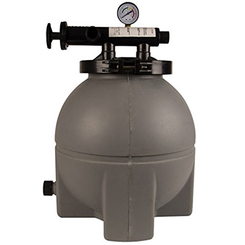 Rx Clear Patriot Sand Filter for Above Ground Swimming Pools | 8...