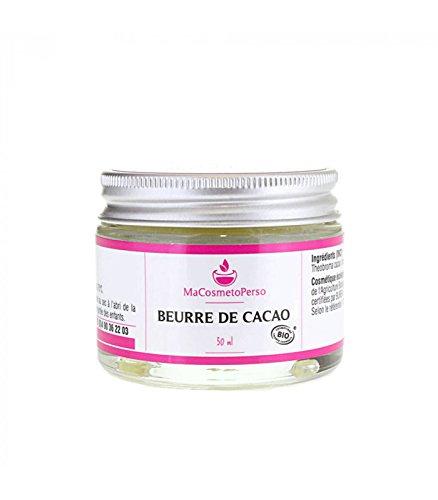 Beurre de Cacao brut biologique