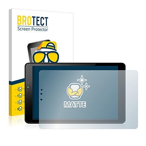 BROTECT 2X Entspiegelungs-Schutzfolie kompatibel mit Allview Viva H1002 LTE Bildschirmschutz-Folie Matt, Anti-Reflex, Anti-Fingerprint