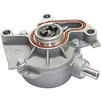 Evan-Fischer Vacuum Pump compatible with VW Beetle 98-04 / Golf 99-04 4 Cyl 1.9L SOHC Eng Turbocharged