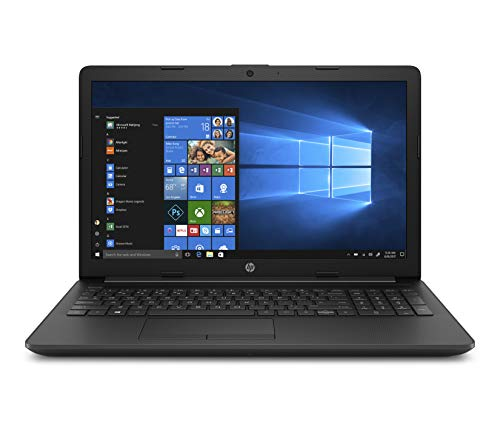 HP 15-db1000ng 41,09 cm (15,6 Zoll / Full HD) Laptop (AMD Ryzen 3 3200U, 8GB DDR4 RAM, 256GB SSD, AMD Radeon Vega Grafik, Windows 10 Home) schwarz