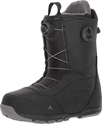 Burton Herren Ruler Boa Black Snowboard Boot, schwarz(Black), 43 EU(9)