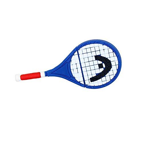 High Speed 16GB USB 3.0 Flash Drive Cool Thumb Drive - Creative Memory Stick 16 GB Pen Drive - Data Storage Device Tennis Racket Shape Pendrive Gift - Civetman