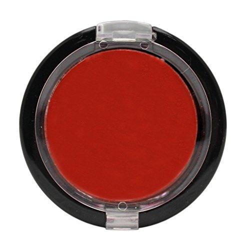 Hunt Or 1 × non toxique temporaire Coiffure Show Party de cheveux craie couleurs Coloration avec ensemble de boîte (Rouge)