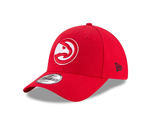 New Era Herren Kappe 9Forty Atlanta Hawks, Rot, M, 11405618