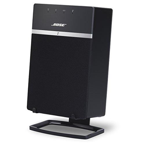 SoundXtra - Support de bureau pour enceinte Bose SoundTouch 10 - Noir