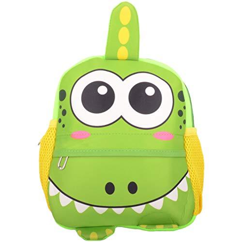Childrens/Kids/Toddler 3D Novelty Cartoon Travel Animal Back Pack Rucksack - Dinosaur