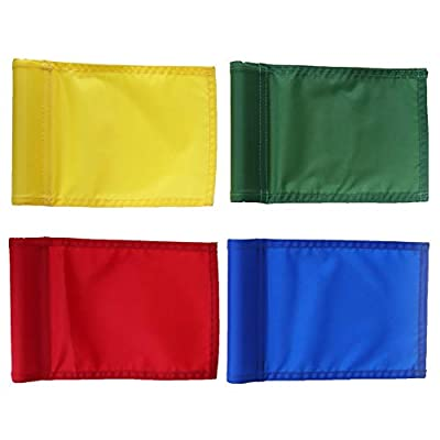 Xgood 4Pcs Golf Flag