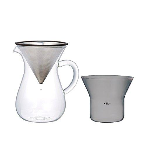 KINTO (キントー) コーヒーカラフェセット SCS-02-CC 300ml 27620