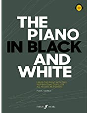 The Piano in Black and White