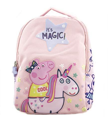Peppa Pig Mochila Infantil Pequeña Its Magic 25x19cm