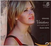 Piano Variations Opp 21 24 & 35
