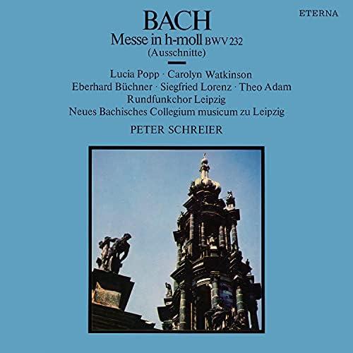 Rundfunkchor Leipzig, Neues Bachisches Collegium musicum Leipzig & Peter Schreier