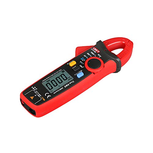 UNI-T UT210E - Medidor de corriente AC/DC con probador de capacitancia
