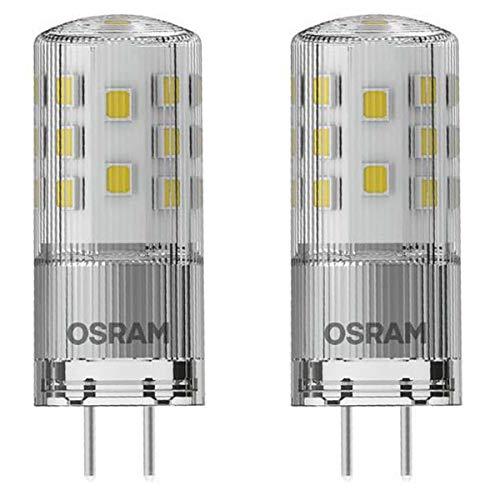 OSRAM LED STAR PIN 30 GY6.35 3,3W=35W 400lm 12V 320° warm white 2700 K nodim 2er