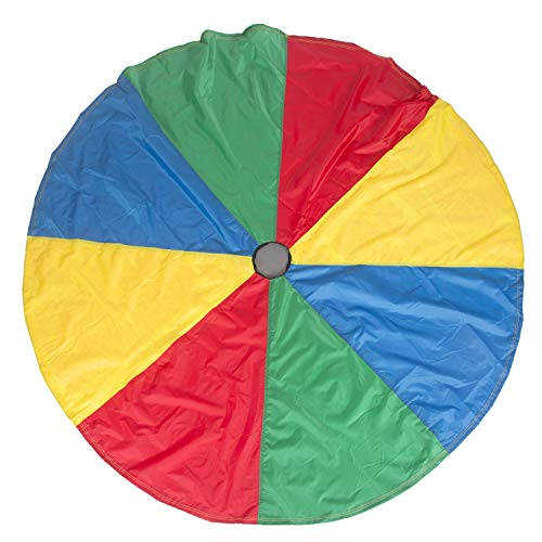 Pacific Play Tents Kids Play Parachute Without Handles With Carry Bag 35 Ft