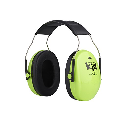 3M Peltor Kid Kapselgehörschützer – Kinder Gehörschutz – Altersbereich über 5 Jahre - 3