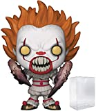 Funko Movies: Stephen King's It - Pennywise with Spider Legs Pop! Vinyl Figure (Includes Compatible ...