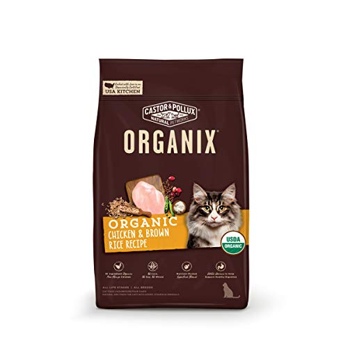 Organix Castor & Pollux Dry Cat Food