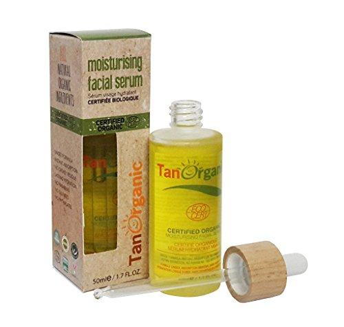 TanOrganic Hydratante Facial Serum