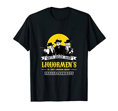 Trailer Park Boys - Liquormen - Official Merchandise T-Shirt