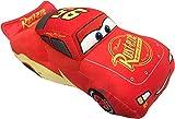 Disney Pixar Cars 3 Plush Stuffed Lightning Mcqueen Red Pillow Buddy - Kids Super Soft Polyester Microfiber, 17 inch (Official Disney Pixar Product)