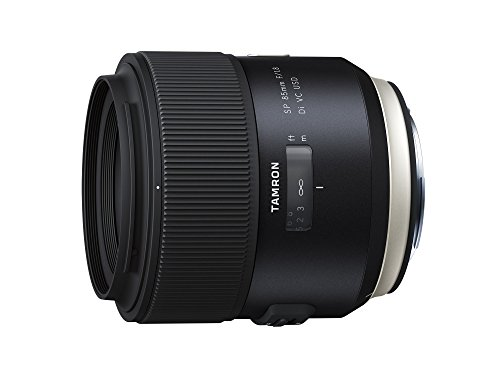 Tamron AFF016 SP 85 mm F/1.8 Di VC USD Lente