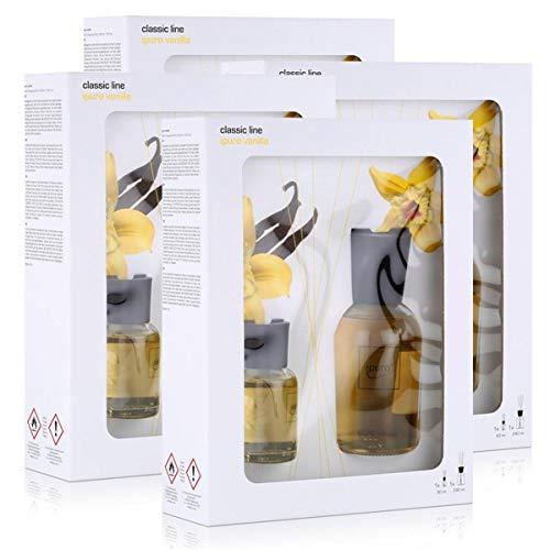 Preisvergleich Produktbild Ipuro classic line vanilla 240ml + 50ml Raumduft (4er Pack)