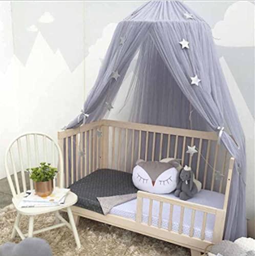 Bett Moskitonetz Prinzessin rosa Frau Bett Baldachin Baby Insektenschutz Bett Netz Einzelbett zu Kingsize-Bett Hängematte Kinderbett einfach zu installieren, ideal für Schlafzimmer Dekoration,Blue