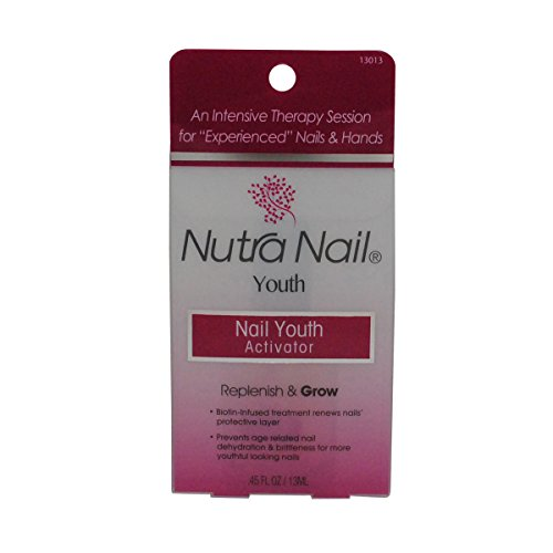 3 Pack- Nutra Vernis à ongles nail Youth Activateur de jeunesse # 13013