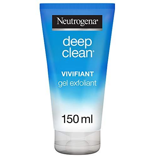 Neutrogena - Deep Clean Gel Exfoliant Vivifiant - Tube 150 ml