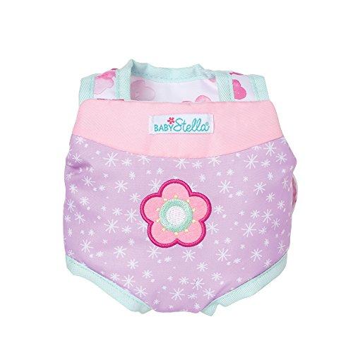 Accessoire pour bébé poupée 38.1cm po Stella Snuggle Up Carrier de Manhattan Toy