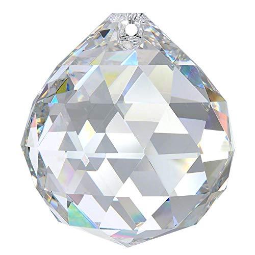 Bola de cristal arco iris diámetro 50 mm Crystal 30% PbO~Feng Shui...