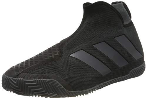 adidas STYCON Laceless Clay Court Negro FV2569, Zapatillas de Tenis Hombre, 48 EU ⭐