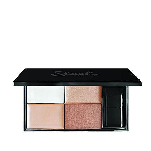 Sleek MakeUP Precious Metals Highlighting Palette 9g