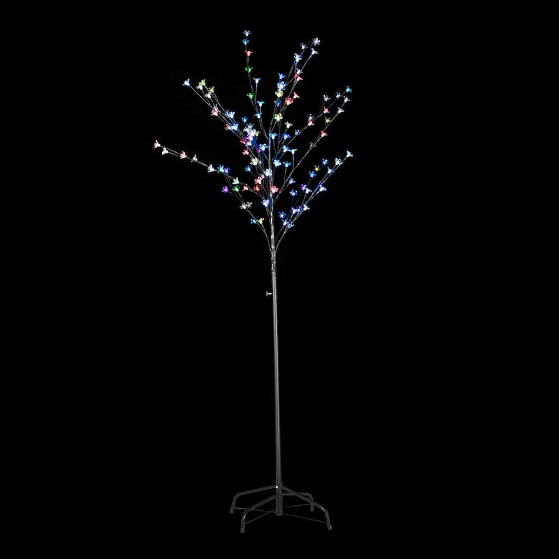 precios bajos Árbol con Luces LED parpadeantes 180 180 180 cm Decoraciones Festivas y estacionales  autentico en linea